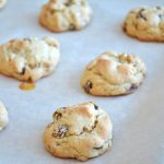 Peanut Brittle & Pretzel Chocolate Chip Cookies