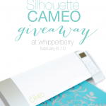 WhipperBerry-Silhouette-CAMEO-Giveaway