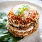 Easy Weeknight Eggplant Parmesan