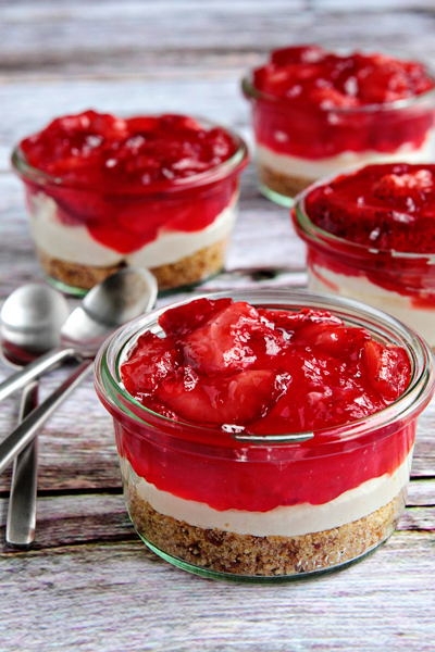 Strawberry-Pretzel-Dessert