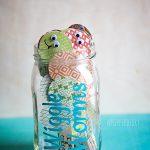 Wiggle Worm Jar