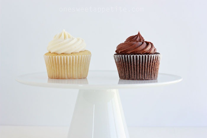 Vanilla Butter Cake Cupcake Recipe