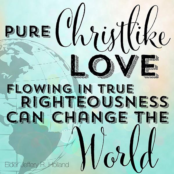 Christlike-Love