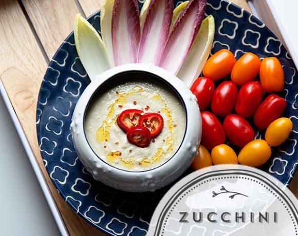 Zucchini Hummus Recipe