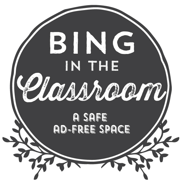 Bing in the Classroom