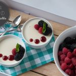 Vanilla Almond Panna Cotta Recipe