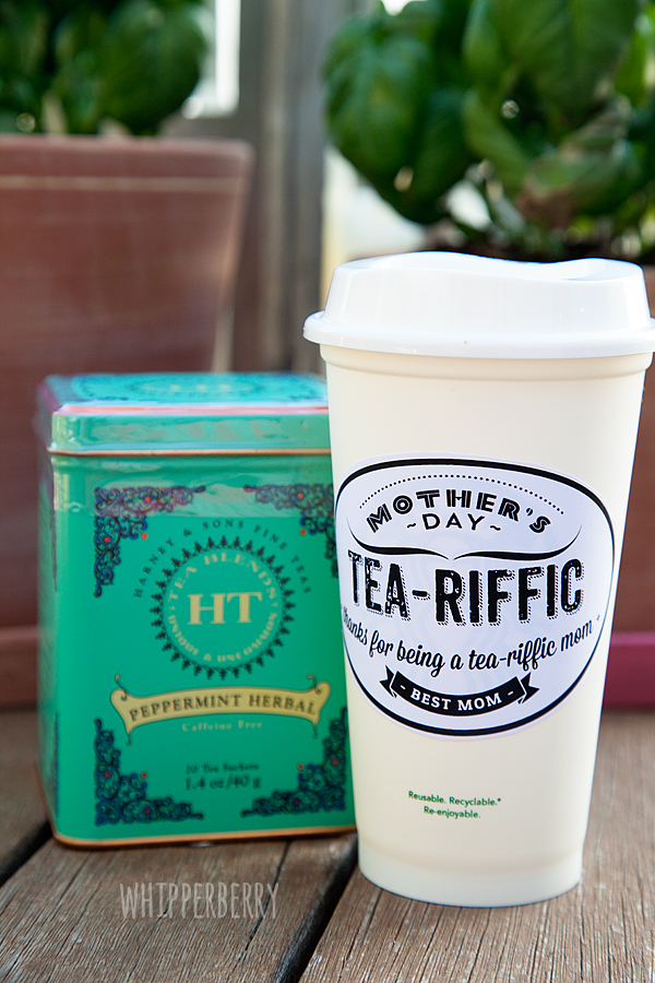 Tea-Riffic Mom Gift Idea // Mother's Day GIVEAWAY