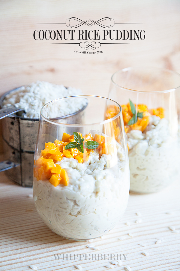 Coconut Rice Pudding, a fresh take on an old classic +