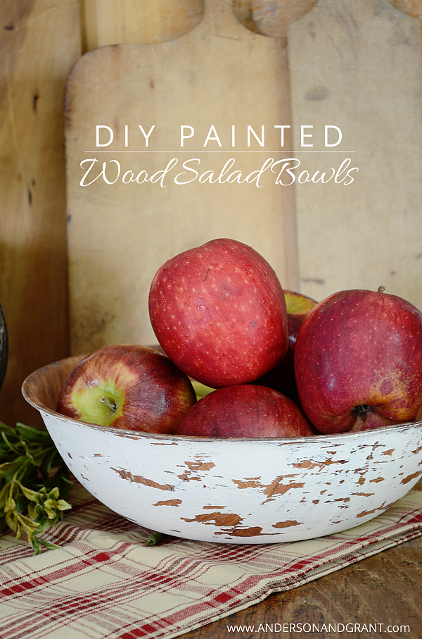 DIY-Painted-Wood-Salad-Bowls-from-Anderson-and-Grant