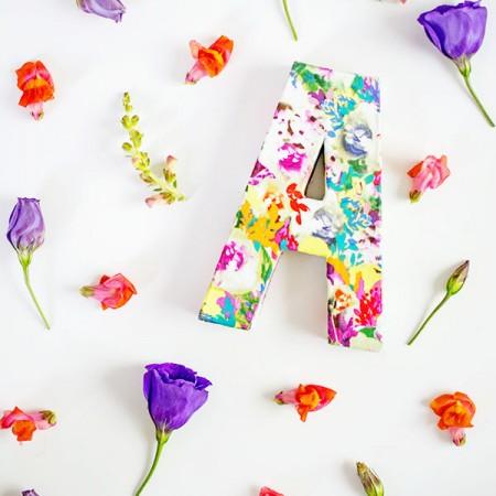 Floral-Fabric-Monogram