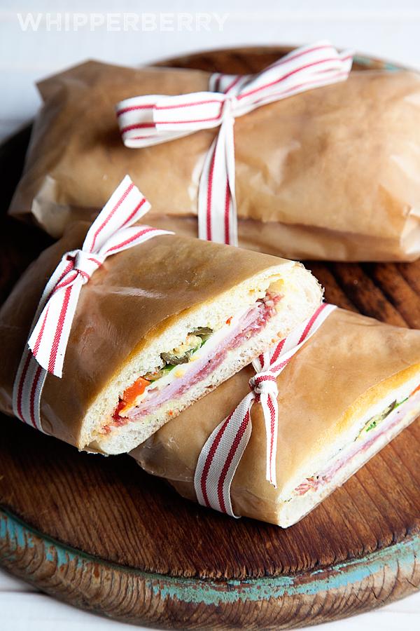Spicy Italian Sandwich + a Chance to WIN $25,000