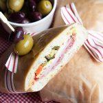 Spicy Italian Sandwich