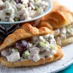 the BEST Chicken Salad Recipe