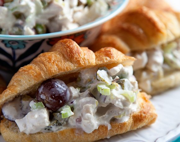 Life is Good in the Kitchen When You have the BEST Chicken Salad Recipe