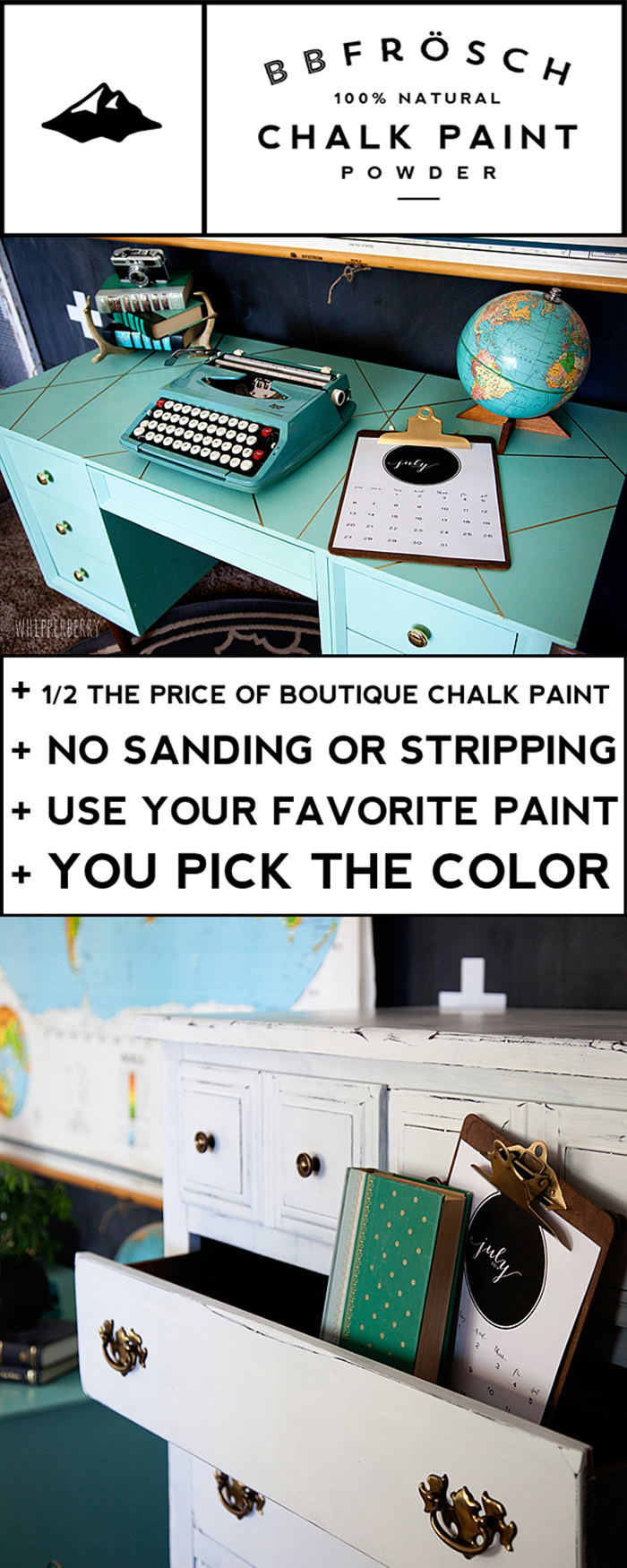 BB-Frosch-Chalk-Paint-Powder