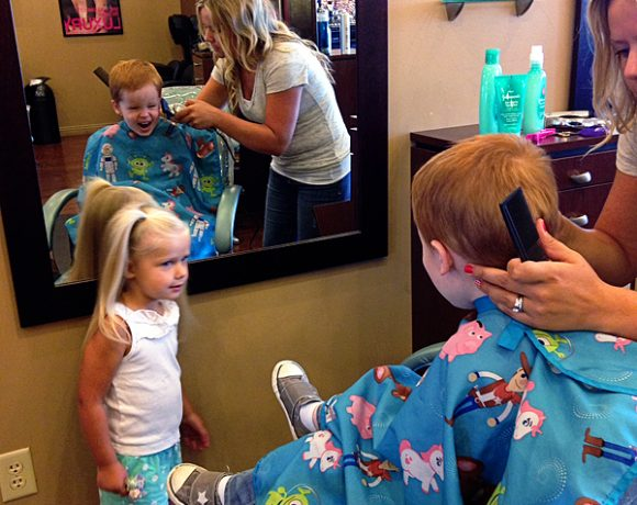 Back to School Hair Care