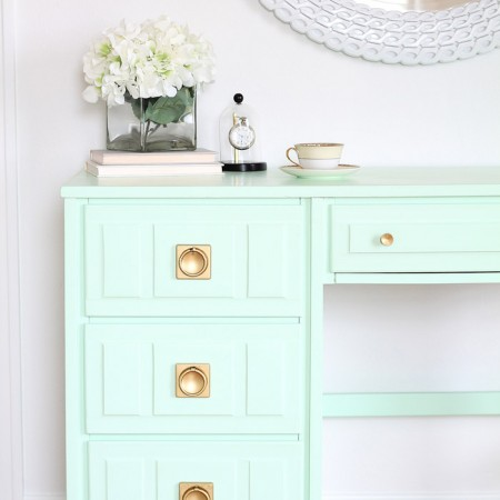 Mint-Desk-Makeover-final