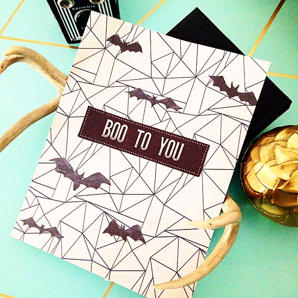 Boo to You Free Halloween Printable + 8 More Halloween Printables