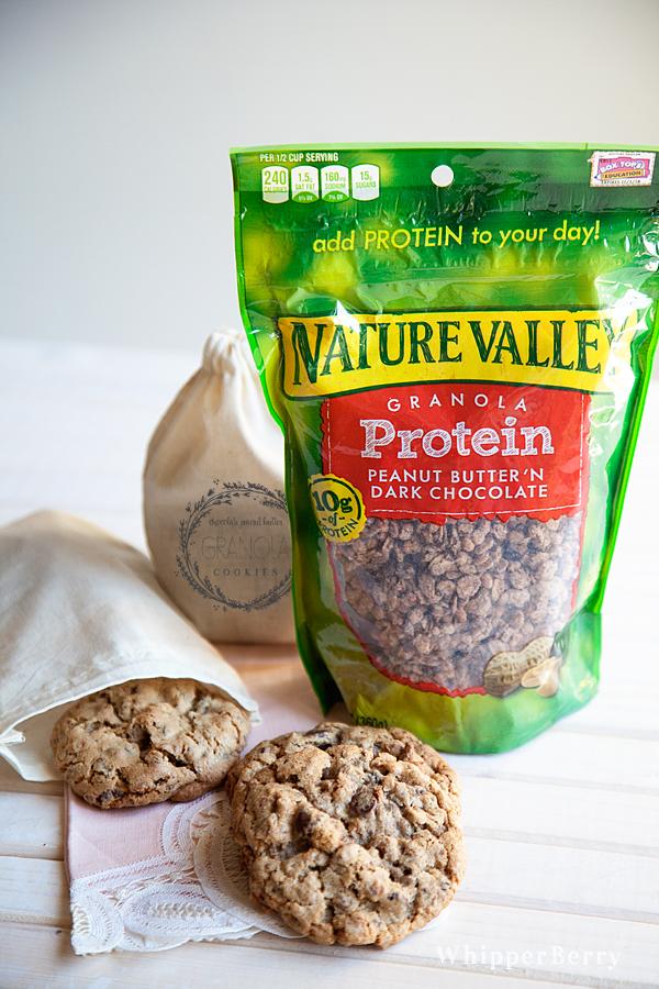Chocolate-Peanut-Butter-Granola-Cookies-2