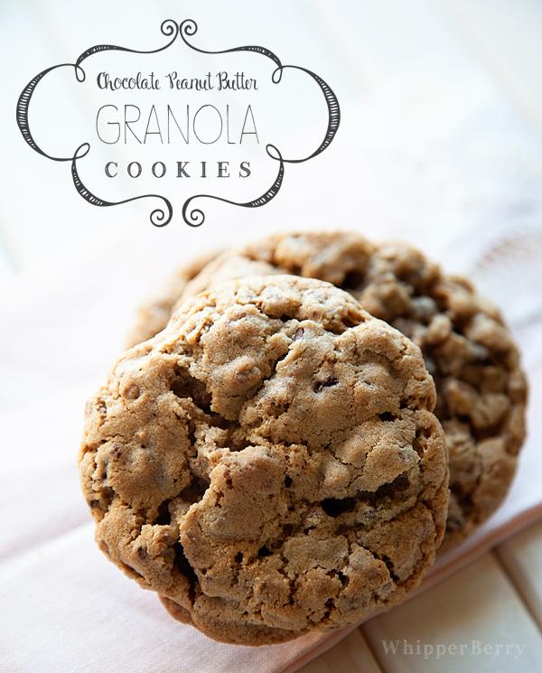 Chocolate-Peanut-Butter-Granola-Cookies-6