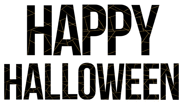Happy Halloween Printable Banner - Eighteen25