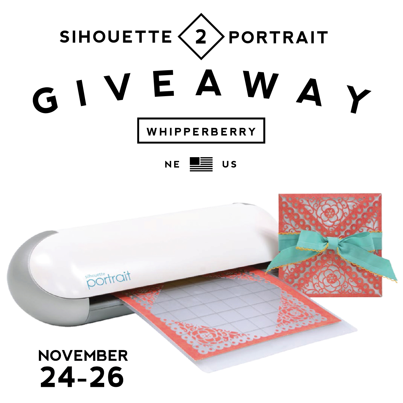 My Favorite Crafting Tool + Silhouette Portrait GIVEAWAY