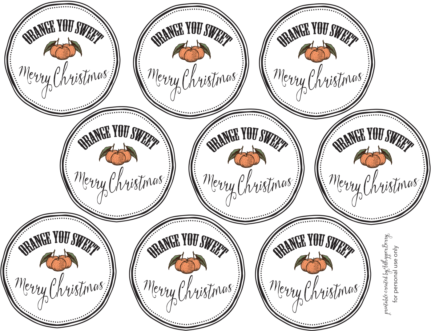 Orange-You-sweet-printable-stickers-from-WhipperBerry-graphic