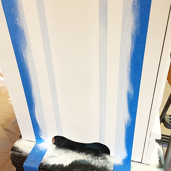 Paint-a-layer-of-your-base-coat-over-your-tape-for-clean-lines