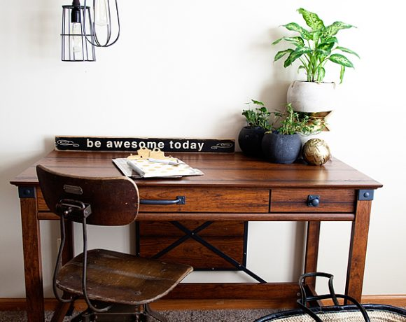 Affordable Style with Sauder Woodworking CO