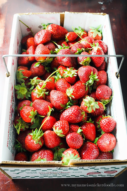 How-To-Flash-Freeze-Fresh-Strawberries
