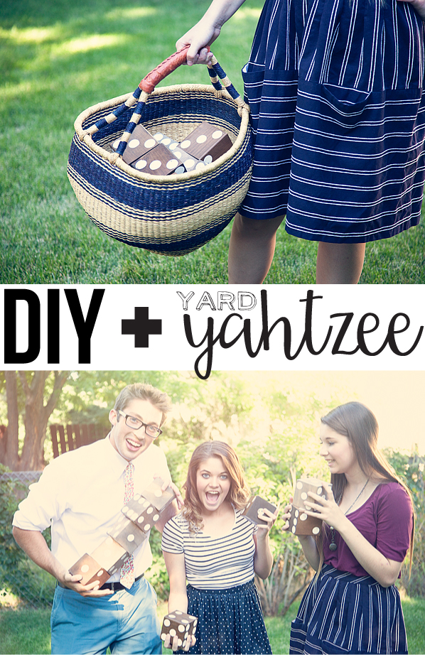 Printable Yahtzee Score Card For Yard Yahtzee • Whipperberry