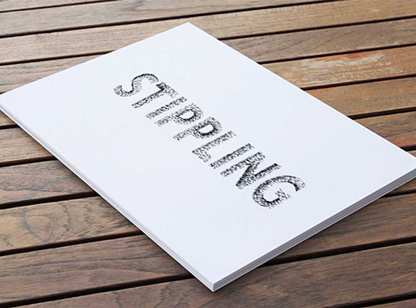 Silhouette Curio Stippling