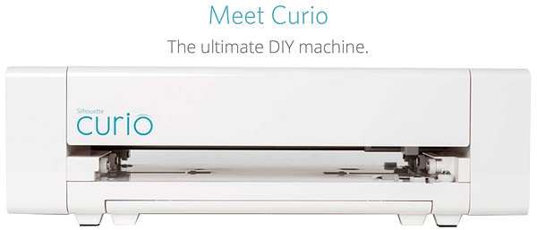 The Silhouette Curio is HERE