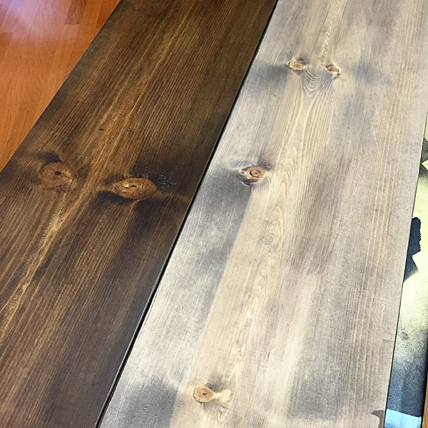 BB-Frösch-Faux-Stained-wood-planks-with-and-without-wax