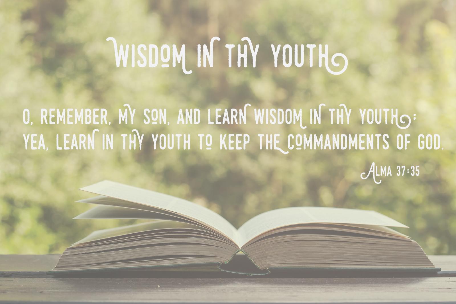 Ponderize This – Wisdom