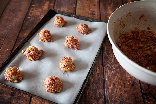 Cheddar-Sausage-Breakfast-Meatballs-5