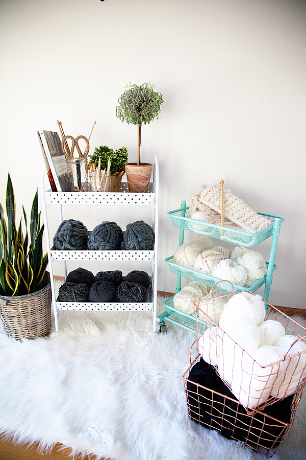 Knitting-Station-with-Michaels-Organization-1