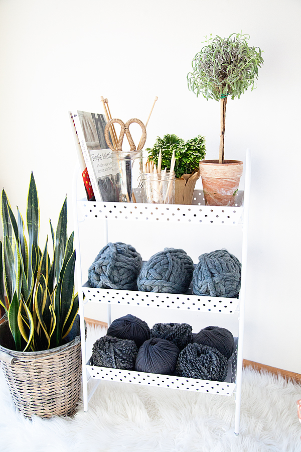 Knitting-Station-with-Michaels-Organization-7