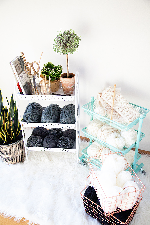 Knitting-Station-with-Michaels-Organization-8