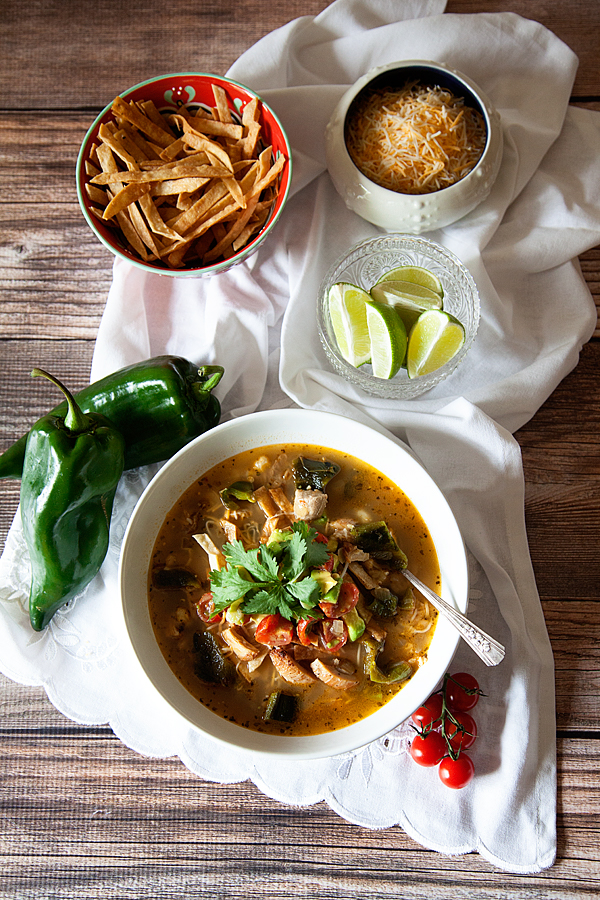 Chicken Tortilla Soup from WhipperBerry-1