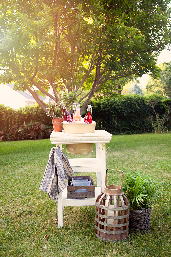 DIH Drink Station from WhipperBerry