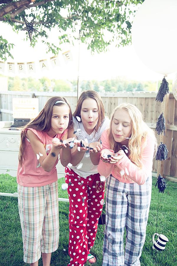 Dreamy Backyard Summer Birthday Party