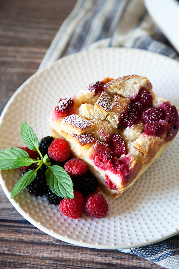 Overnight French Toast recipe from WhipperBerry