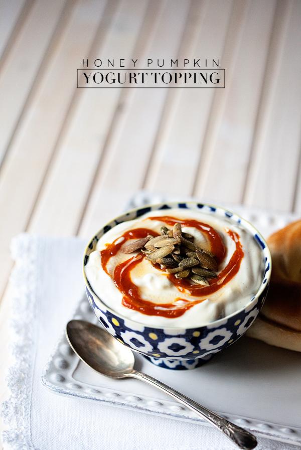 Honey Pumpkin Yogurt Recipe from WhipperBerry