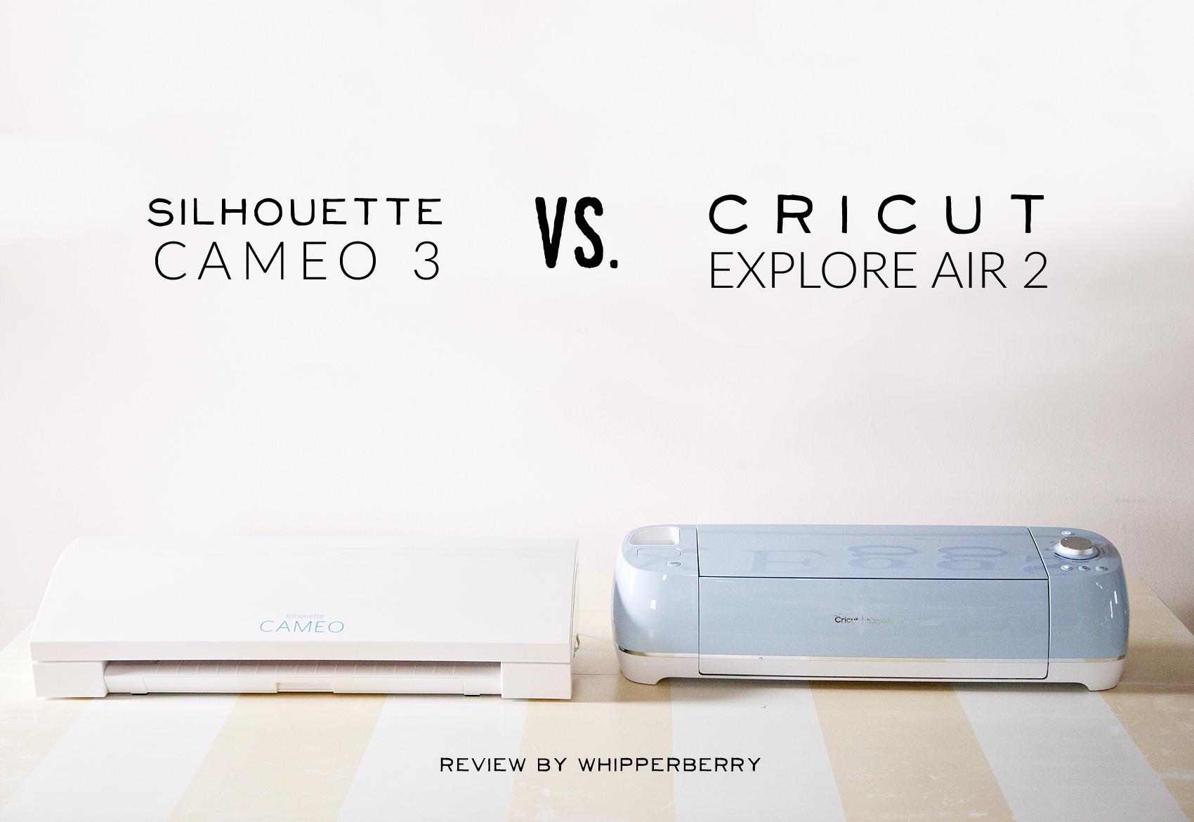 Cricut vs silhouette which machine will reign supreme for The cricut craft machine