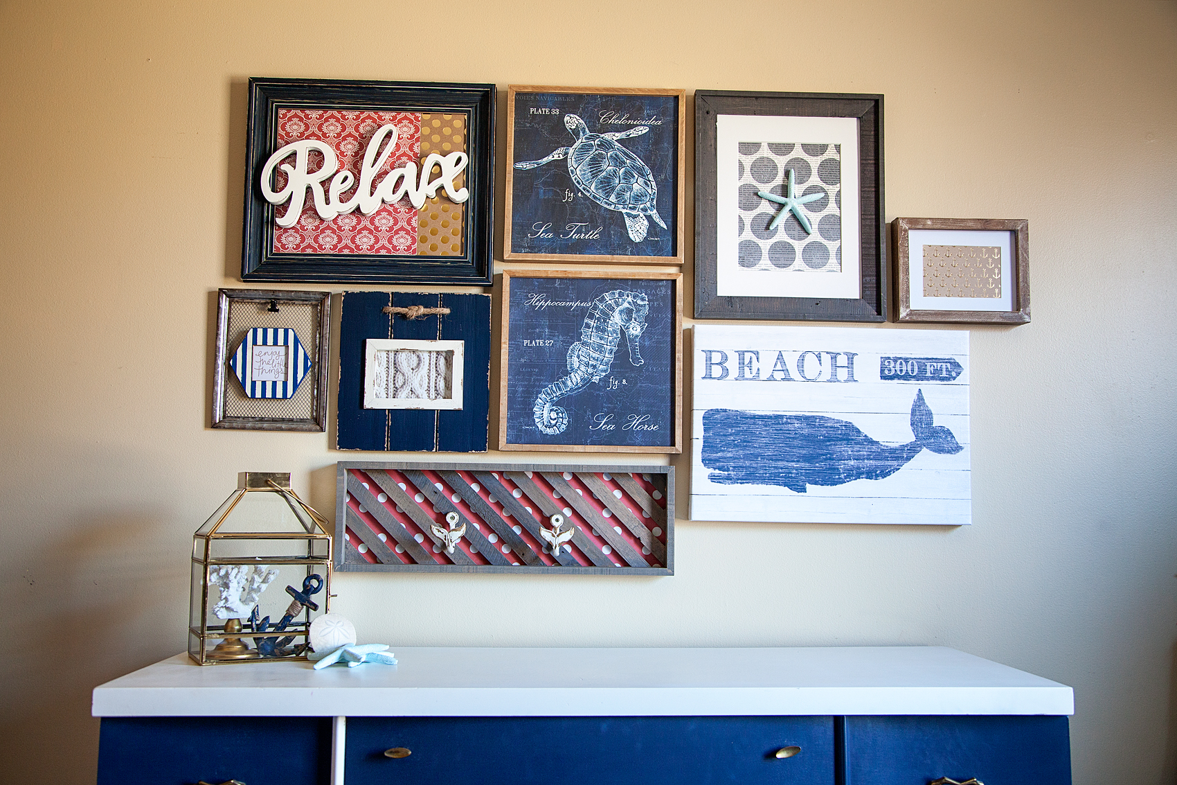 Tips and tricks for easy Gallery Walls