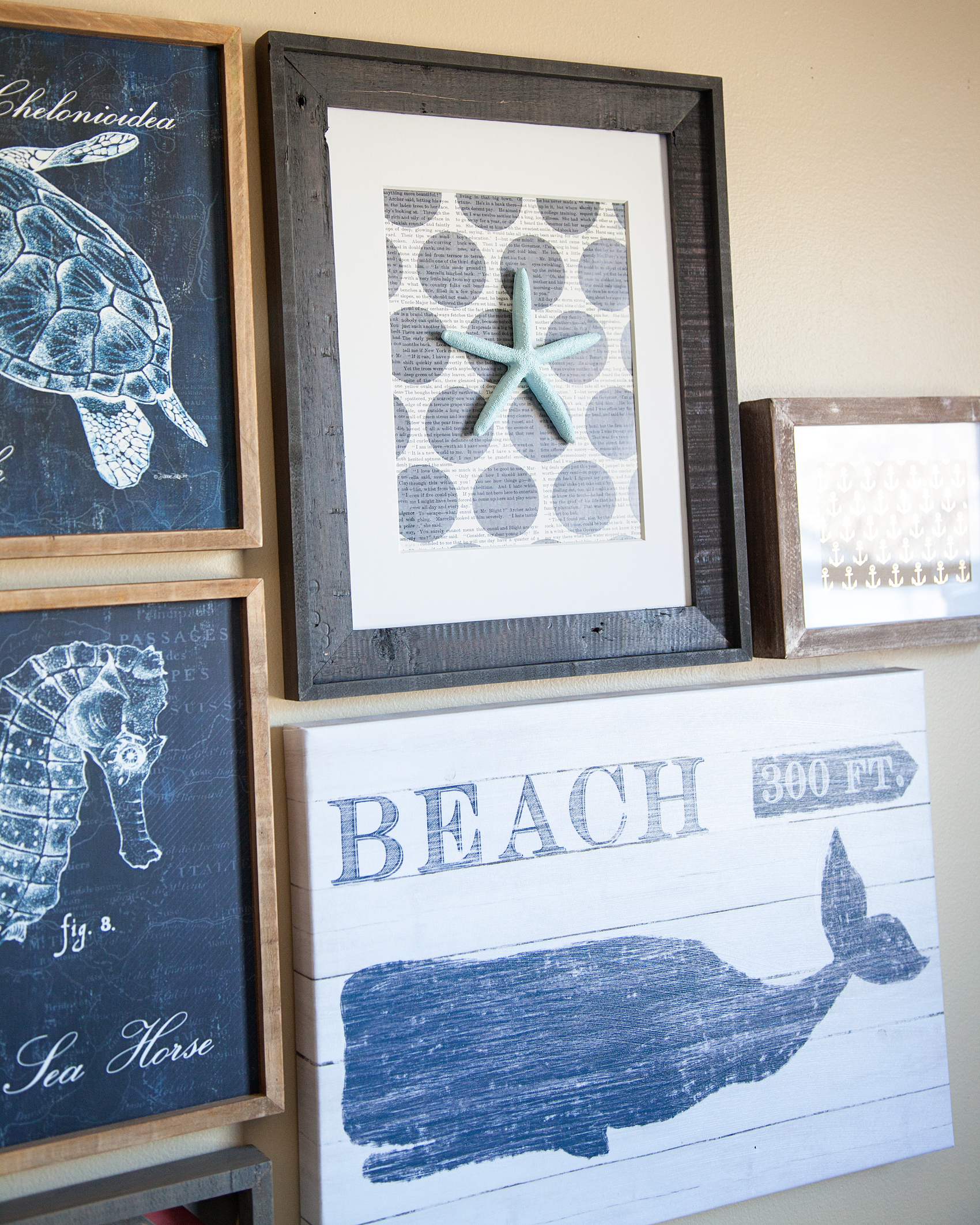Tips and tricks for the perfect gallery wall