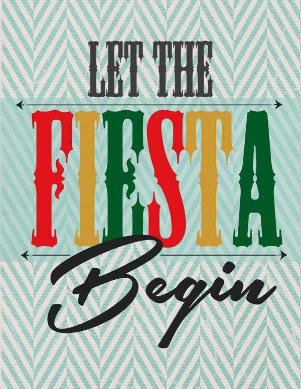 photo about Cinco De Mayo Printable Decorations known as Cinco de Mayo Printable and Decoration Designs WhipperBerry