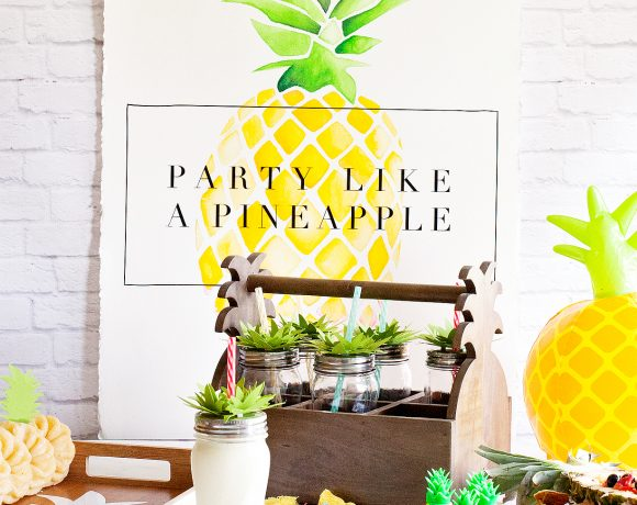 Party Like A Pineapple Party