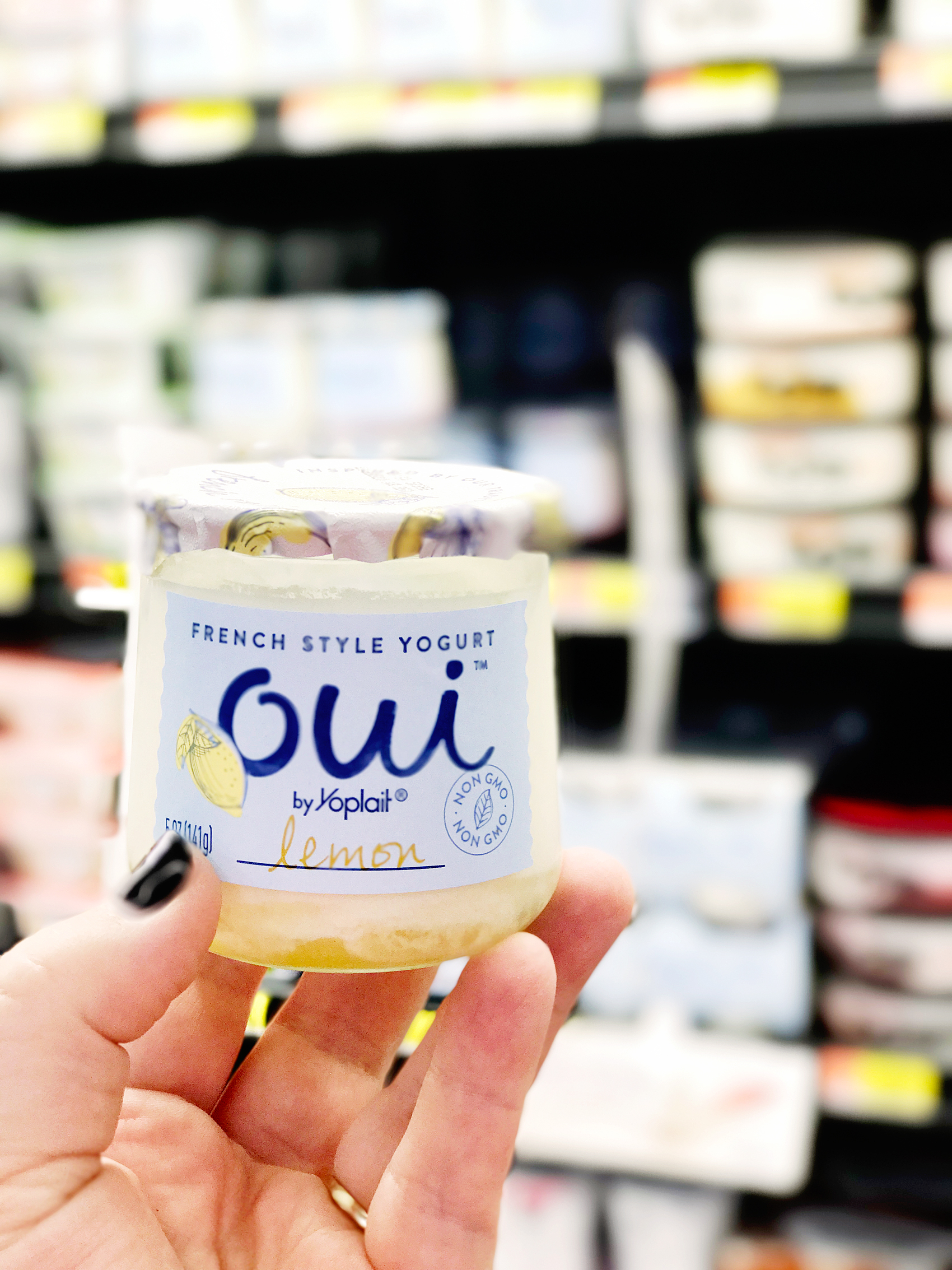 Take a little bit of ME time with Yoplait Oui yogurt